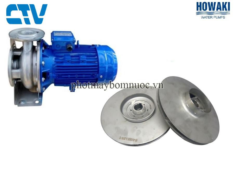 Cánh bơm nước, Cánh máy bơm Howaki 3M 50/ 200 - 11Kw